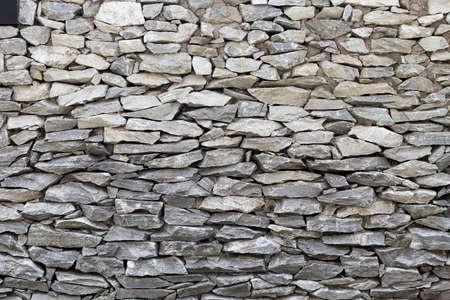 Photo pour Stone wall background, architecture and construction concept, nature background - image libre de droit