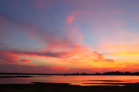 Beautiful Colored Sky