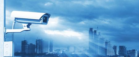 Photo pour CCVT camera for security  - image libre de droit