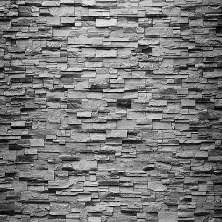 Photo pour texture of the stone wall for background. - image libre de droit