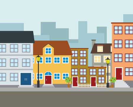 Illustration for Community - Royalty Free Image