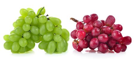 Foto für grape isolated on white background  - Lizenzfreies Bild
