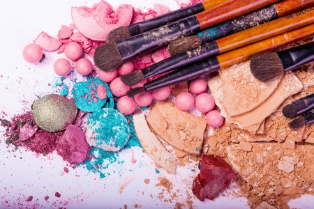 make-up accessories for creative visage