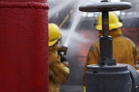 Valvulas contra incendio