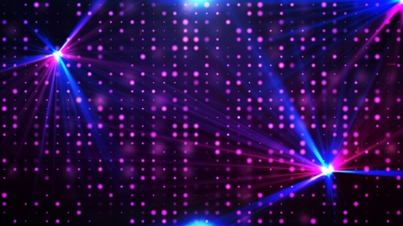 Photo for Purple disco lights background  - Royalty Free Image