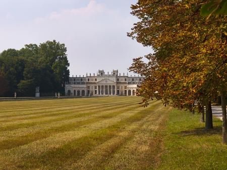 Villa Pisani at Stra near Padua  in Northern Italy