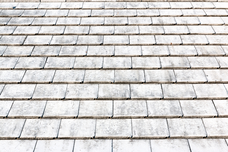 old grey cement roof texture