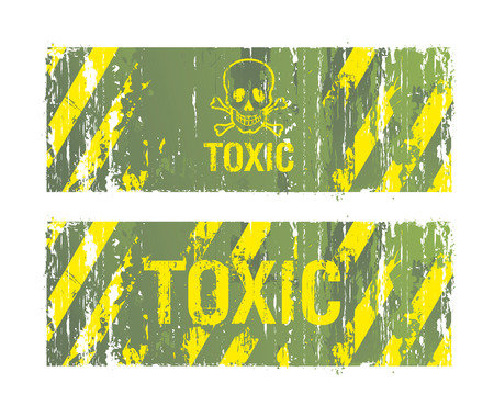 toxic backgrounds