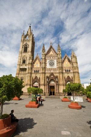 Cathedral in Guadalajara Mexico