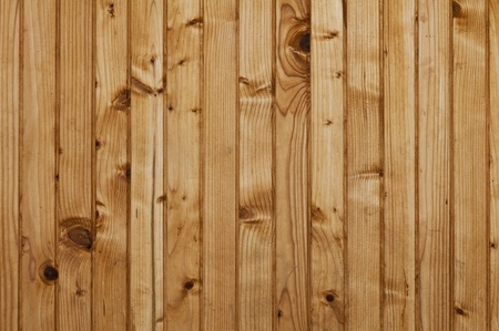 Pine Wood Planks Wall Mural