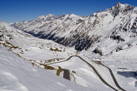 Kaunertal in Austria