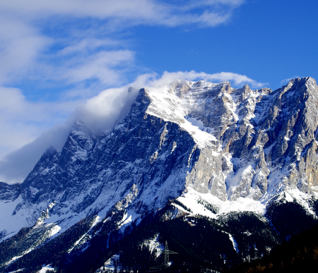 Zugspitze in Germany