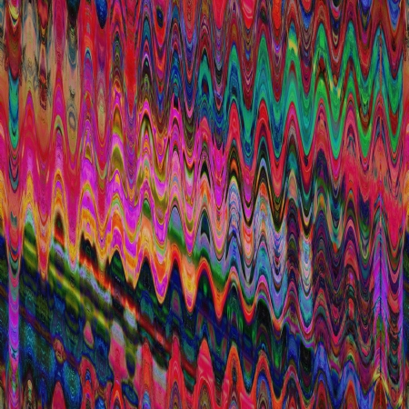 art abstract rainbow geometric seamless pattern background