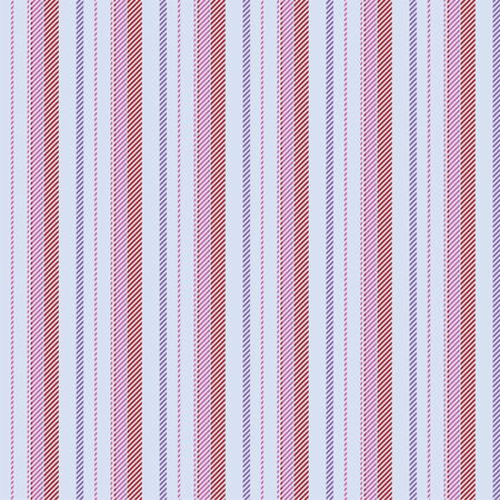 Illustration for Geometric stripes background. Stripe pattern vector. Seamless wallpaper striped fabric texture. - Royalty Free Image