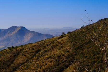 Mounts of Atenquique's sierra