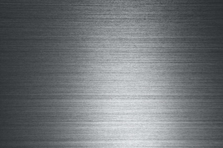 silver texture metal with horizontal stripes