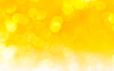 Beautiful abstract background in yellow