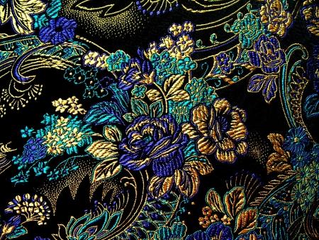 Photo pour Silk textile background - image libre de droit