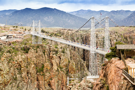 Royal Gorge Suspension Bridge, Canon City, Colorado
