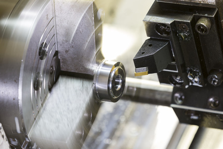 Turning high precision automotive part by cnc lathe