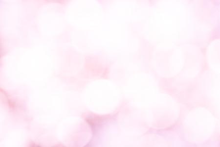 Photo pour Bokeh abstract lights background. Pink tone - image libre de droit