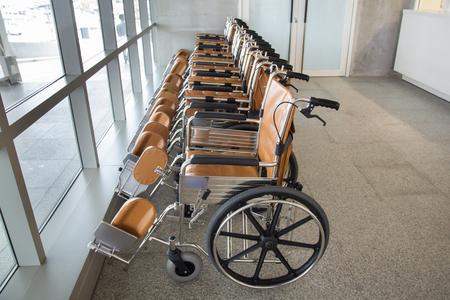 Photo of wheelchair