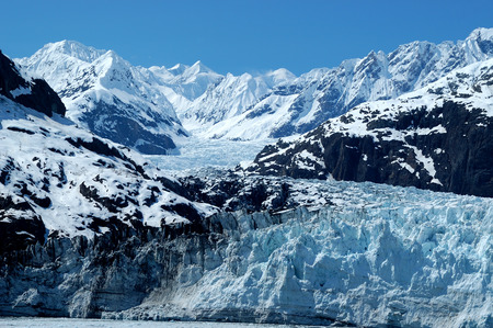 Glacier Bay in Alaska