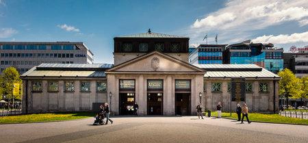 Wittenbergplatz station in Berlin