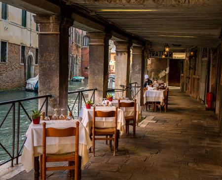 Restaurant in Venice