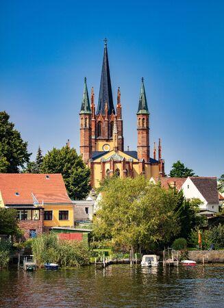 Holy Spirit Church in Werder, Brandenburg