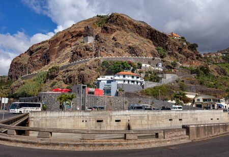 A small village in Madeira, Portugal