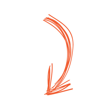 illustration of arrow