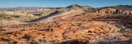 Valley of Fire Panorama Wallpaper Mural