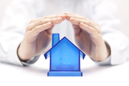 Photo pour Protect Your House - image libre de droit