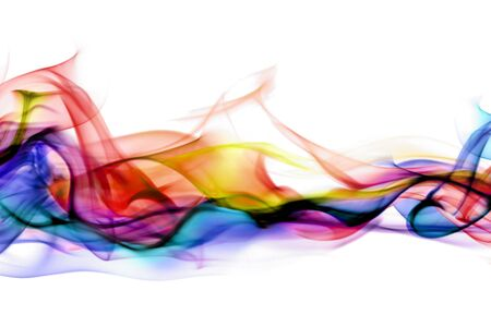 Photo for Abstract smoke - Royalty Free Image