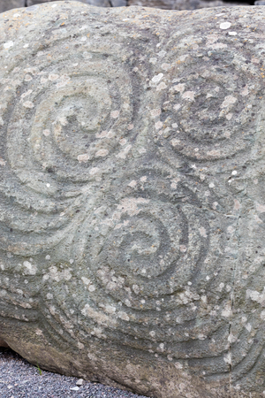 Newgrange is a Stone Age monument in the Boyne Valley, County Meath,  is best known for the illumination of its passage and chamber by the winter solstice sun