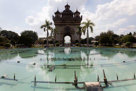 Foto für Vientale capital of Laos, Indochina - Lizenzfreies Bild