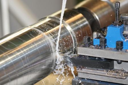 Lathe Turning Stainless Steel - High speed machine