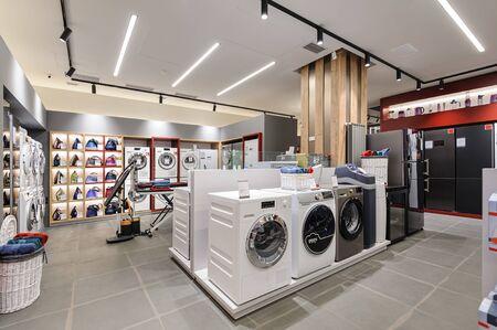 Foto für Premium home appliance store interior - Lizenzfreies Bild