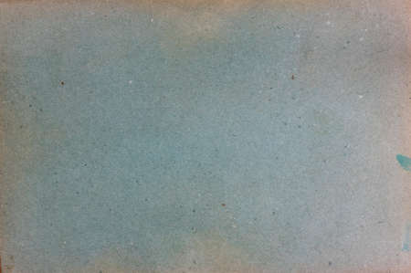 Old blue folder paper texture. Loosing color on sides