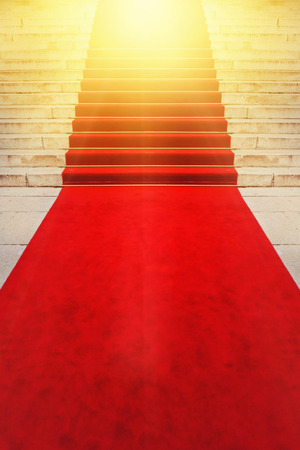 On Red Carpet Concept for Vips and Celebrities Exclusive Ceremonial Celebration Event.