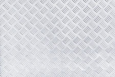 Diamond checker plate metal texture as industrial background