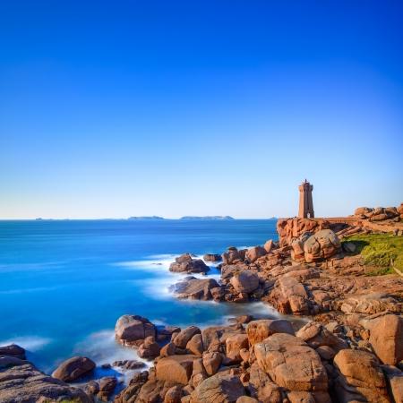 Ploumanach Lighthouse