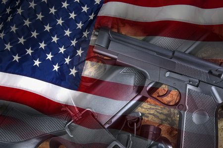 Photo for United States Gun Laws - Guns and weapons - Royalty Free Image