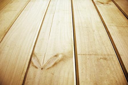 Closeup of lines in floor boards