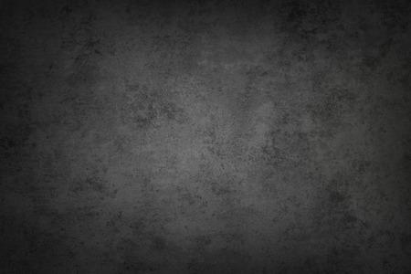 Photo pour Grey grunge textured wall closeup - image libre de droit