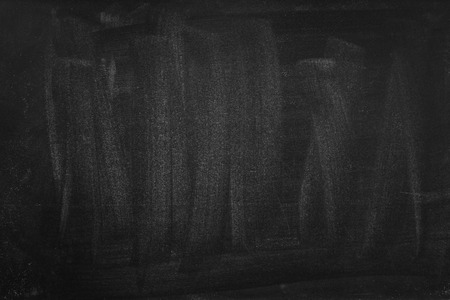 Photo for Chalk rubbed out on blackboard - Royalty Free Image