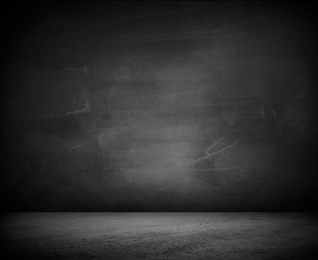 Photo for Empty floor and blank wall - Royalty Free Image