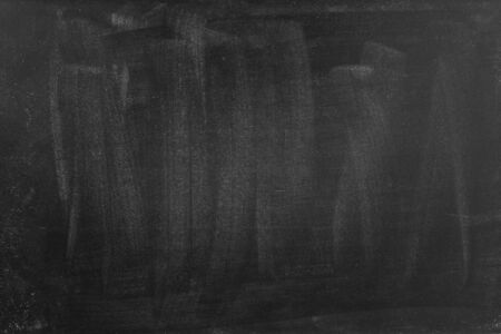 Foto de Chalk rubbed out on blackboard background - Imagen libre de derechos