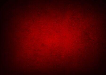 Foto für Red textured concrete wall background. Christmas background. Copy space - Lizenzfreies Bild
